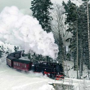 """Whisky im """"sächsischen Hogwart- Express"""""""